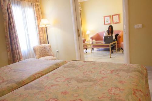 Junior Suite Villa Jerez 6
