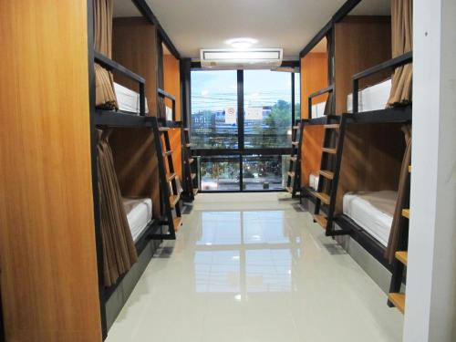 HOMEY-Donmueang Hostel photo 39