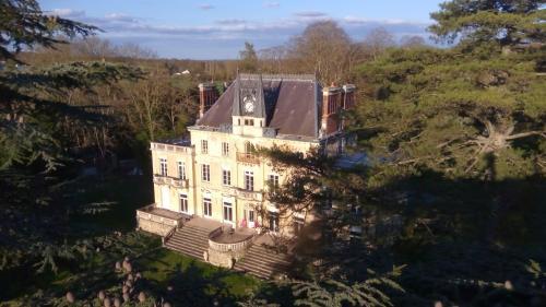 Chateau De La Rocherie Nevers Nord Varennes Vauzelles