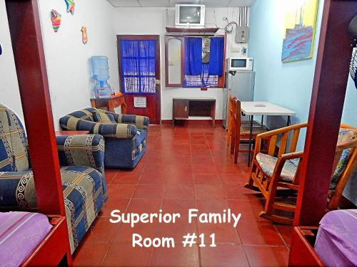 Superior Family Room
