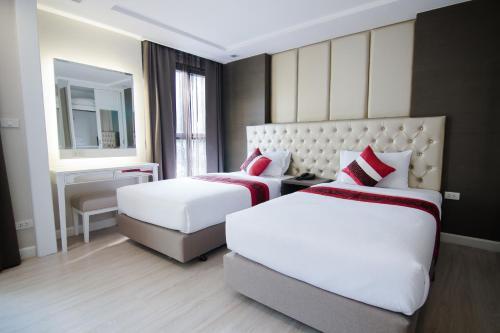 Hope Land Hotel Sukhumvit 8 photo 32