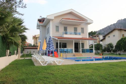 Mugla Villa Moonlight