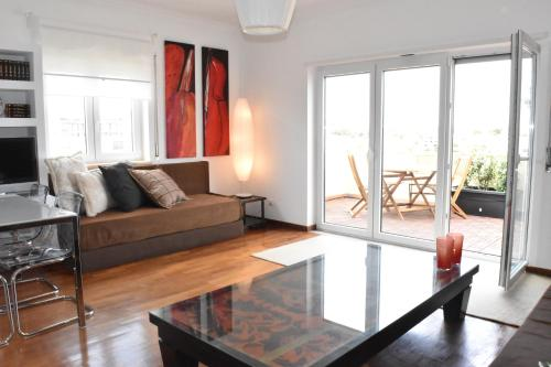 The apartment with a view, Pension in Sesimbra