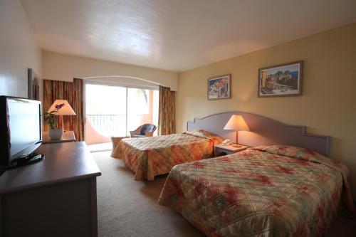 Hotel Santa Fe room photos