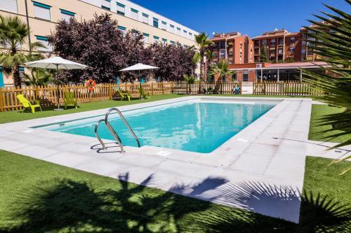 Hotel Apartamentos Fernando de los Rios