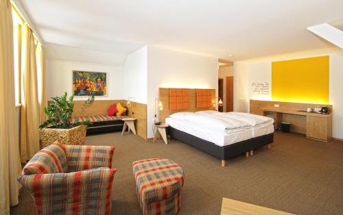 Hotel Gut Schwaige kamer foto 's