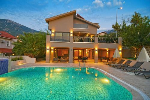 Fethiye Sultan Villa online rezervasyon
