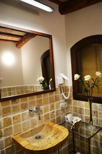 Habitación Doble Superior con terraza Hotel Galena Mas Comangau 55