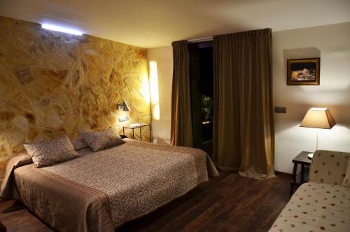 Habitación Doble Superior con terraza Hotel Galena Mas Comangau 60