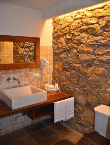 Double or Twin Room Hotel Galena Mas Comangau 35