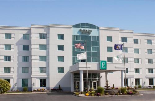 Embassy Suites Syracuse - Hotel - East Syracuse