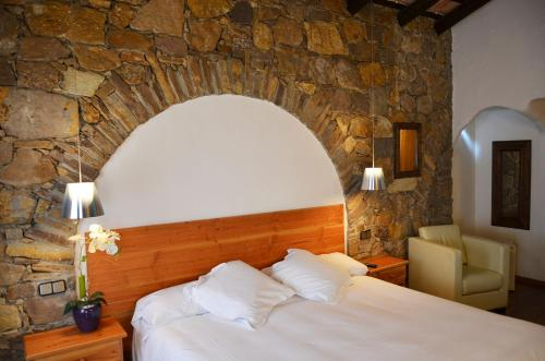 Double or Twin Room Hotel Galena Mas Comangau 43