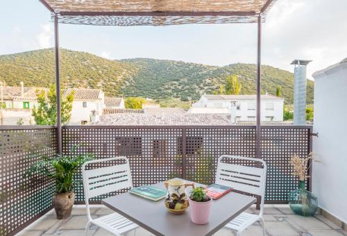 Double Room with Terrace - single occupancy Manuel de La Capilla 13