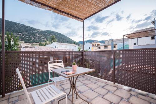 Habitación Doble con terraza - Uso individual Manuel de La Capilla 12