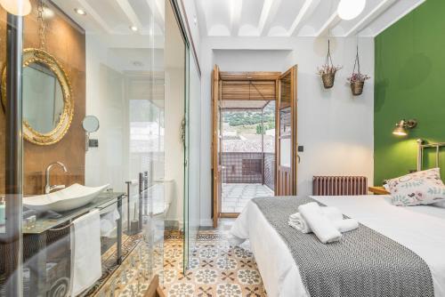 Habitación Doble con terraza - Uso individual Manuel de La Capilla 11