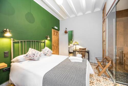 Habitación Doble con terraza - Uso individual Manuel de La Capilla 10