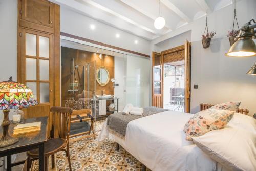 Habitación Doble con terraza - Uso individual Manuel de La Capilla 9