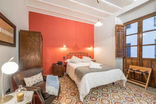 Habitación Doble con balcón  - Uso individual Manuel de La Capilla 1