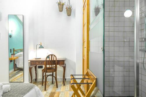Habitación Doble - Uso individual Manuel de La Capilla 4