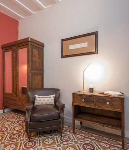 Habitación Doble con balcón  - Uso individual Manuel de La Capilla 6