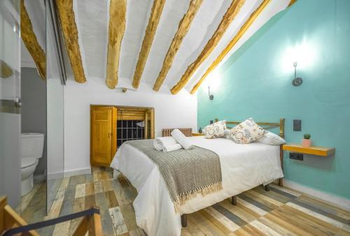 Habitación Doble - Uso individual Manuel de La Capilla 2