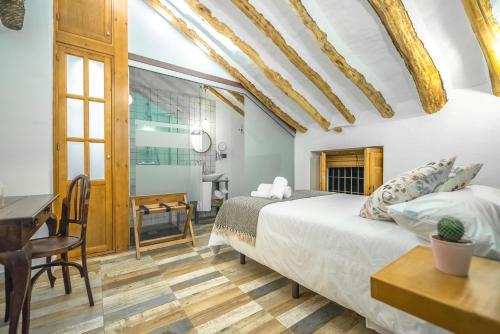 Habitación Doble - Uso individual Manuel de La Capilla 1
