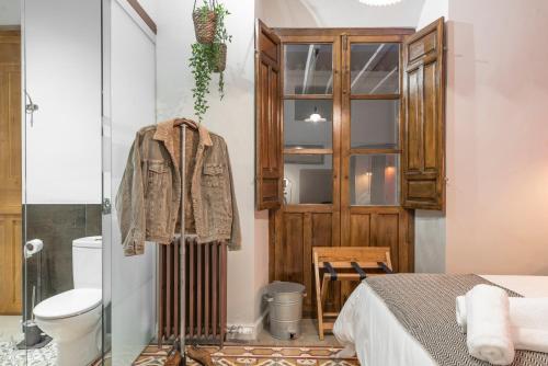 Habitación Doble con balcón  - Uso individual Manuel de La Capilla 11
