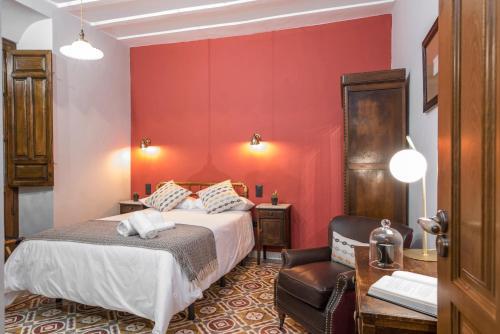 Habitación Doble con balcón  - Uso individual Manuel de La Capilla 12