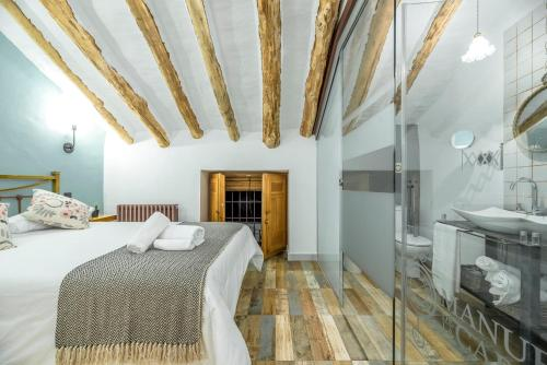 Habitación Doble - Uso individual Manuel de La Capilla 12
