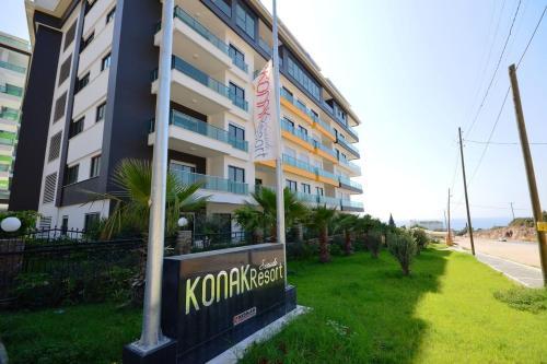 Mahmutlar Konak Seaside Resort lux Penthaus 3+1