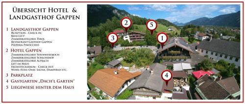 Hotel Landgasthof Gappen - Kramsach