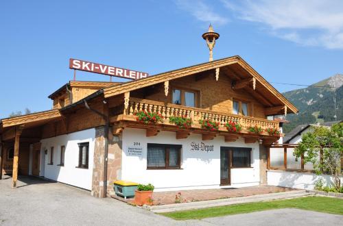 """Gästehaus """"Ski-Depot"""" Seefeld"""
