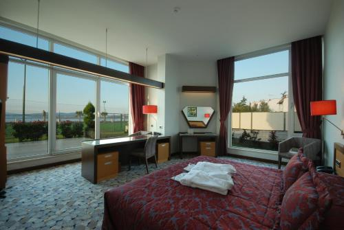 Hotel Hegsagone Marine Asia værelse billeder