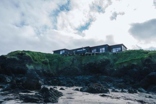 Brenna: Cliffside Apartment, Snæfellsbær
