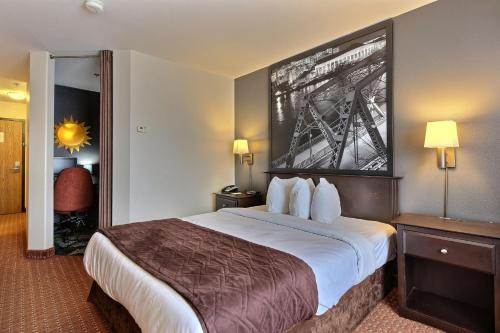 Super 8 by Wyndham Quebec City - Hotel