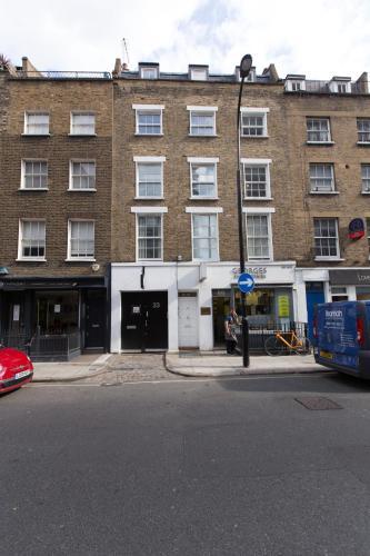 Central London Concept Aparthotel