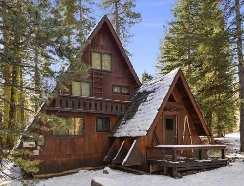 Alpine Meadows Cabin in the Woods - Hotel - Alpine Meadows