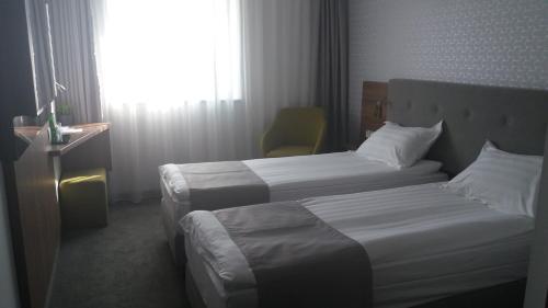 Abton Hotel værelse billeder
