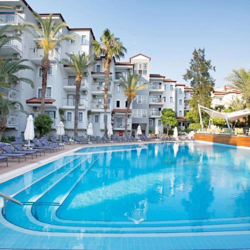 Kusadası Sentido Marina Suites - Adult Only map