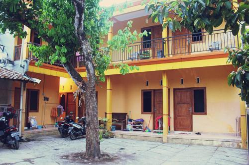 Pandora hostel, Yogyakarta