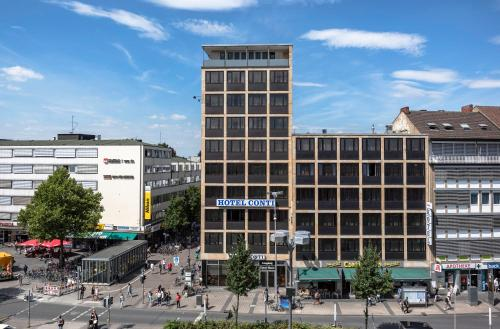 . Hotel Conti Am Hauptbahnhof
