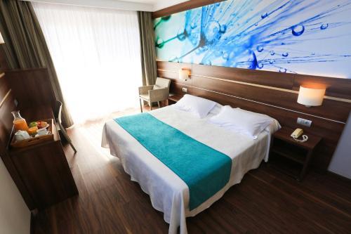 Hotel Volga - Calella