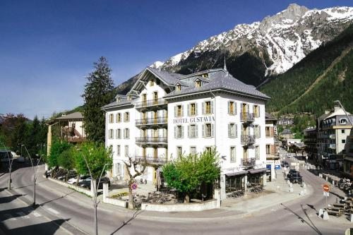 Langley Hotel Gustavia Chamonix