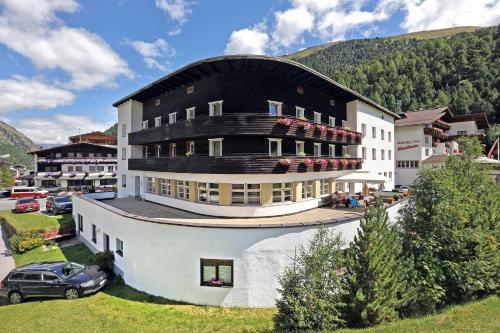 Berghotel-Gasthof Gstrein Vent