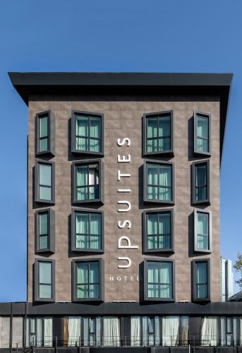 Istanbul Upsuites Hotel ulaşım