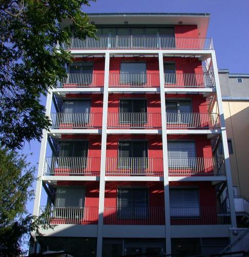 Hotel Jugendherberge Frankfurt - Haus der Jugend