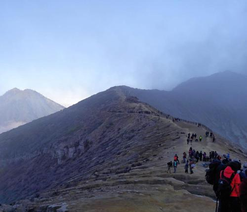Special Offer - Double Room with Ijen Tour