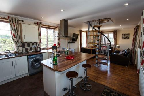 Lincoln Lodge With Private Hot Tub, Lincoln