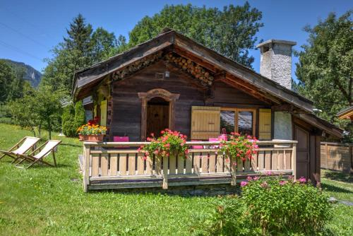 Chalet Domino - Les Houches