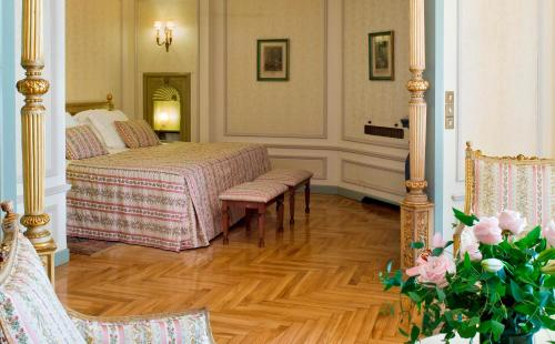 Suite Junior con acceso al spa Hostal de la Gavina GL - The Leading Hotels of the World 4